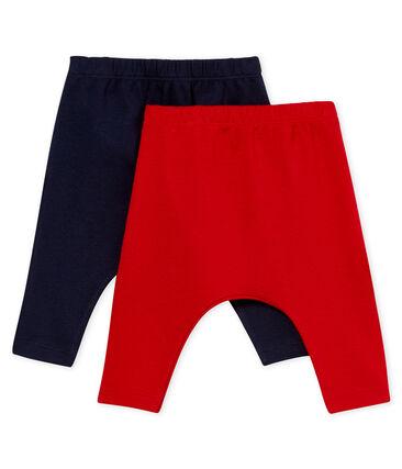 2 x unisex baby leggings