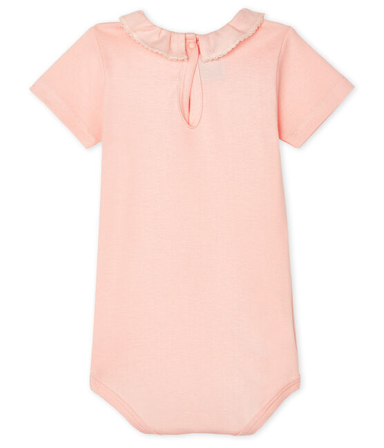 Baby Girls' Dress with Ruff MINOIS