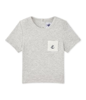 Baby boy's plain T-shirt