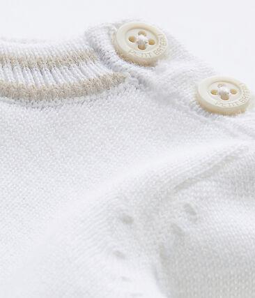 Baby boy's knit sweater