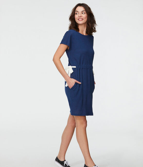Women's Dress Medieval blue