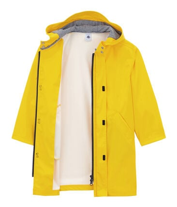 Unisex Long Child's Raincoat
