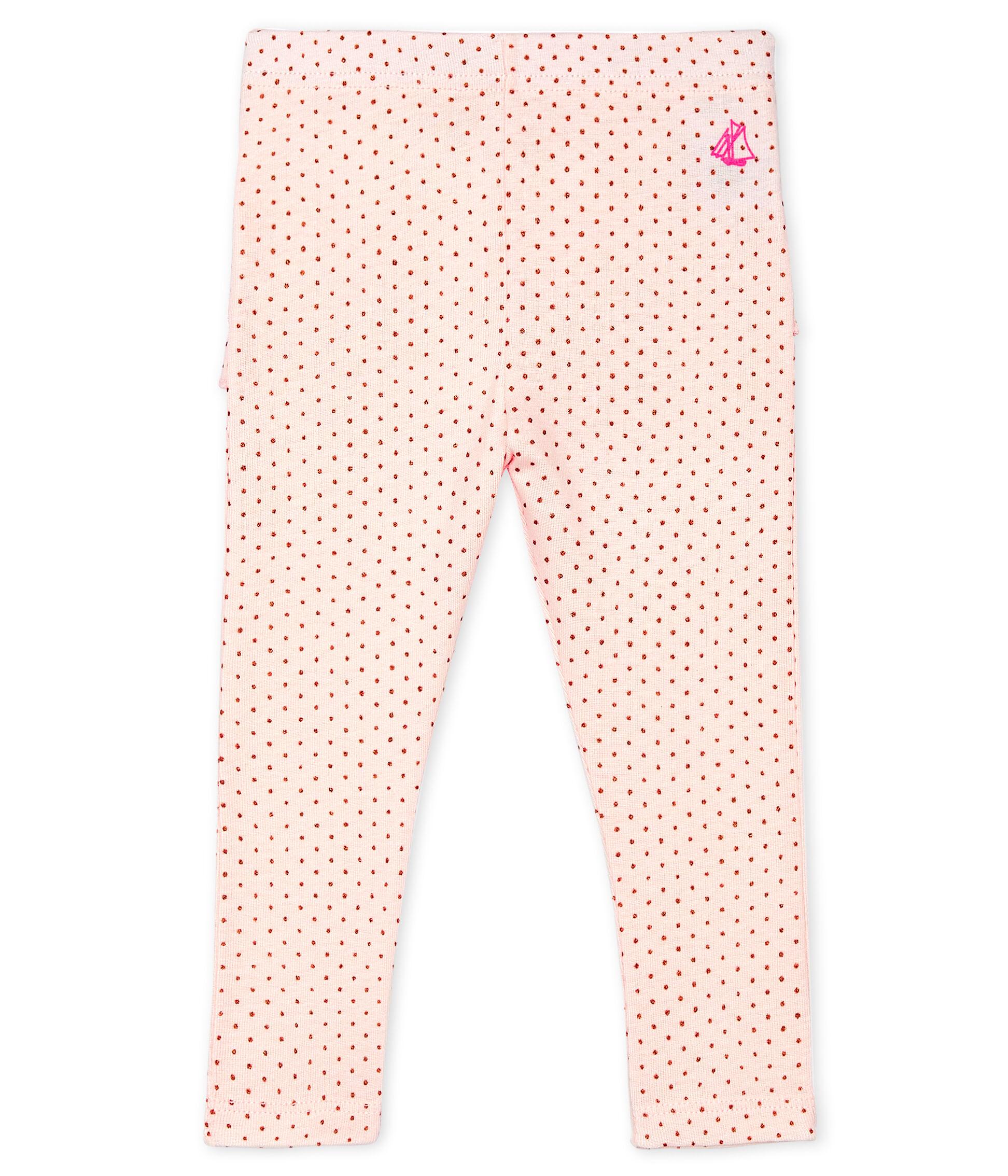 Baby Petit Bateau Baby Girls Pants