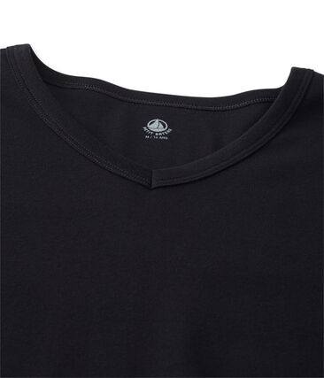 Men's Short-Sleeved Iconic T-Shirt Noir black