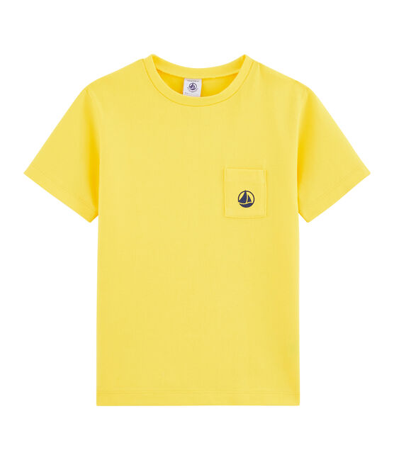 Boys' T-Shirt Shine yellow