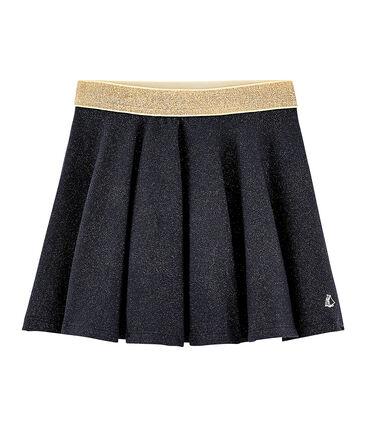 Girls' Skirt Smoking blue / Or yellow