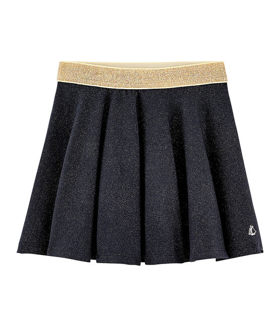 Girls' Skirt Smoking blue / Or yellow