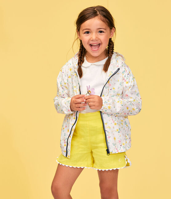 Girls' Bermuda Shorts Eblouis yellow