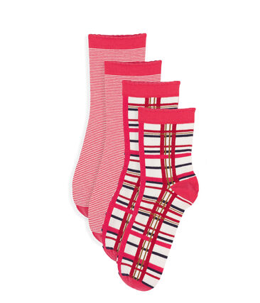 Women's Mid-High Socks Set . set