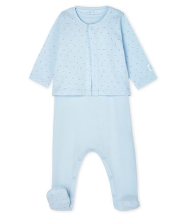Babies' Ribbed Clothing - 2-Piece Set null