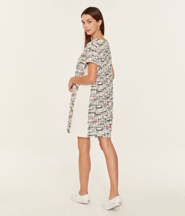 Women's short-sleeved dress