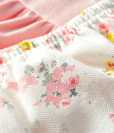 Baby Girls' Clothing - 2-Piece Set Minois pink / Multico white