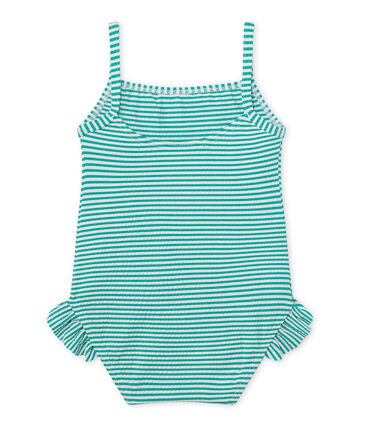 Baby girl one-piece swimsuit