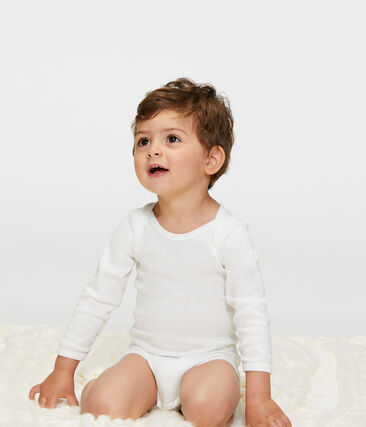 Babies' Long-Sleeved Bodysuit - 2-Piece Set . set