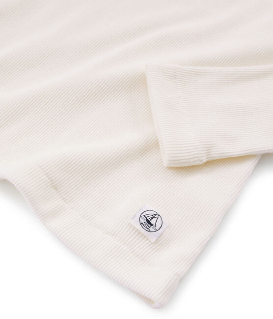 Women's Warm T-Shirt Marshmallow white