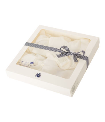 Newborn Gift Set in Extra Warm Brushed Towelling . set