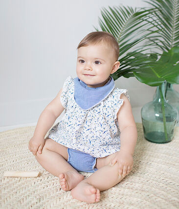 2 x unisex baby bandanna/bibs