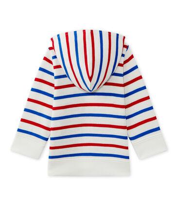 Baby boy's hooded sweatshirt