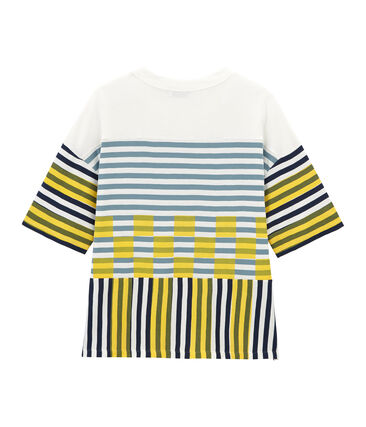 Unisex short-sleeved graphic t-shirt