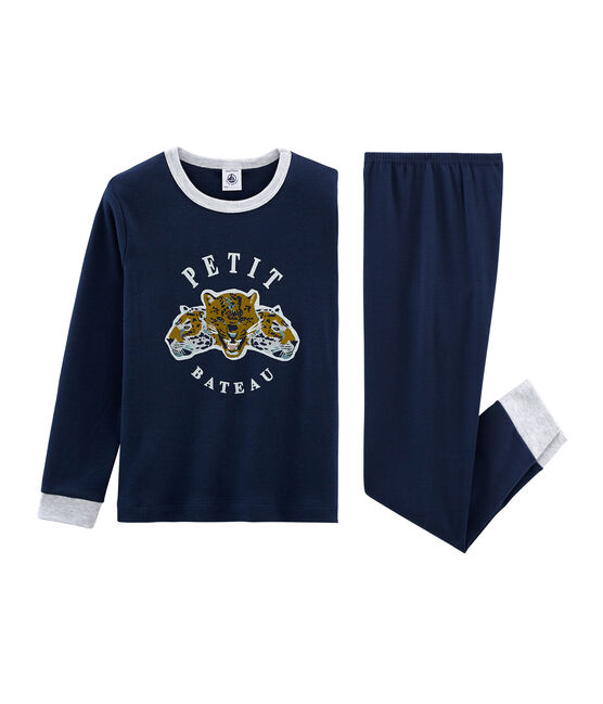 Boys' Pyjamas Haddock blue