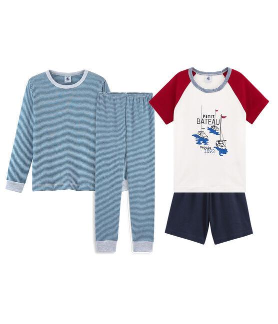 Boy's Pyjamas - Set of 2 . set