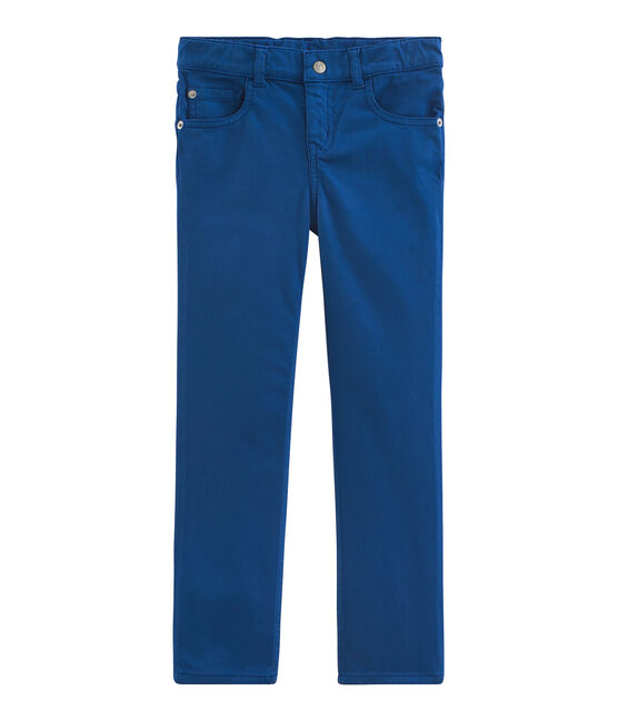 Boys' Trousers Limoges blue