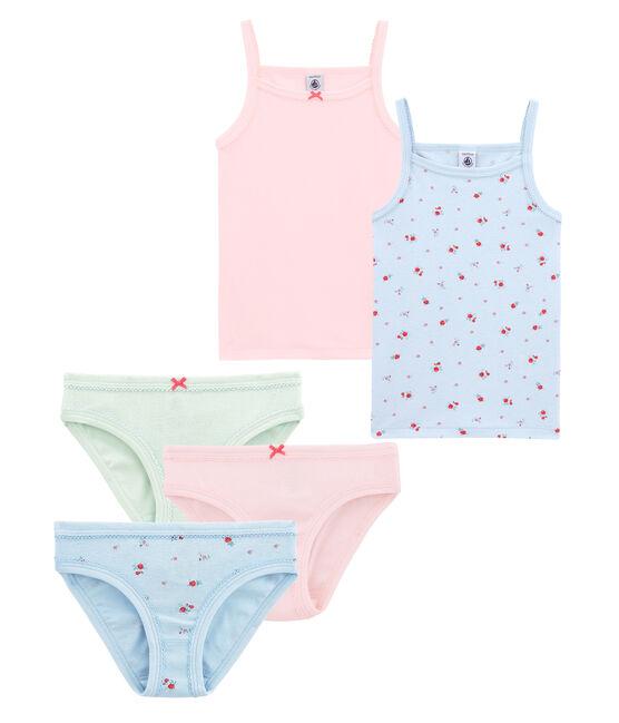 Girls' Underwear - Set of 3 . set