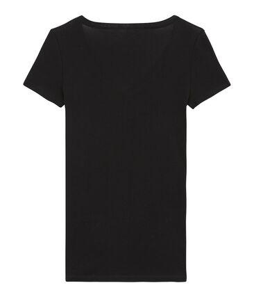 Women's short-sleeved lightweight cotton t-shirt