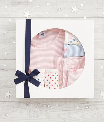 Little girl gift box . set