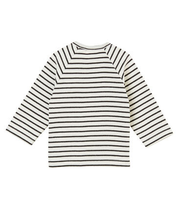Baby boy's striped T-shirt