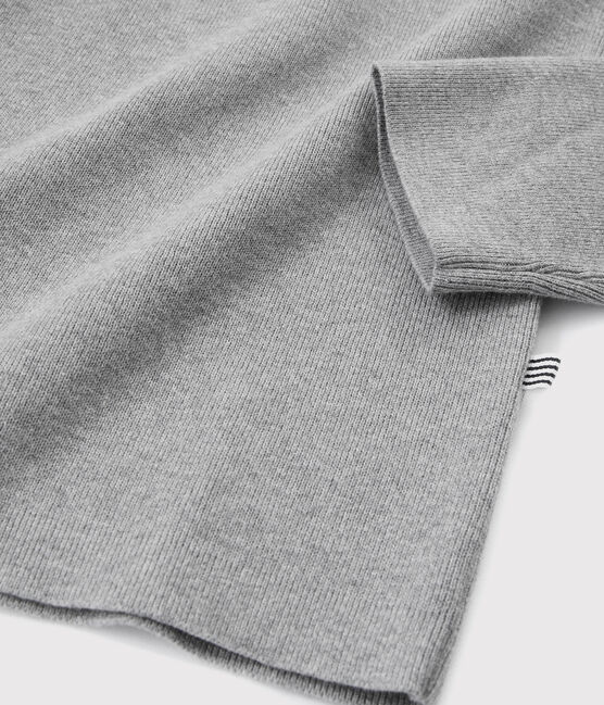 Men's navy jumper Subway grey