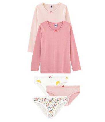 Girls' Underwear Set . set