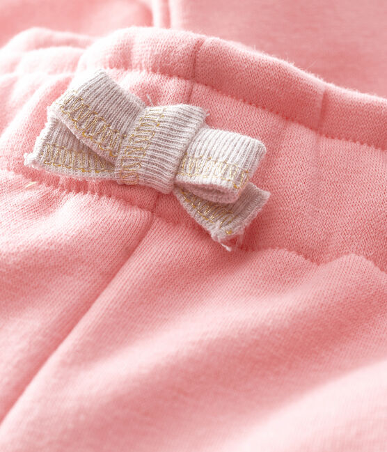 Baby Girls' Velour Knit Trousers CHARME