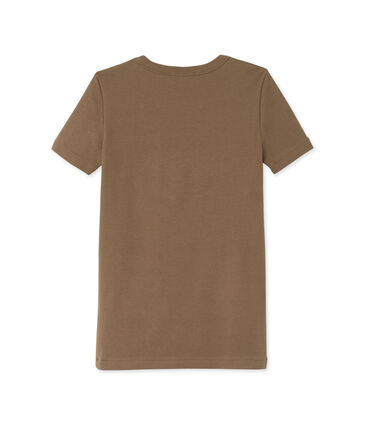 Women's T-shirt in heritage rib