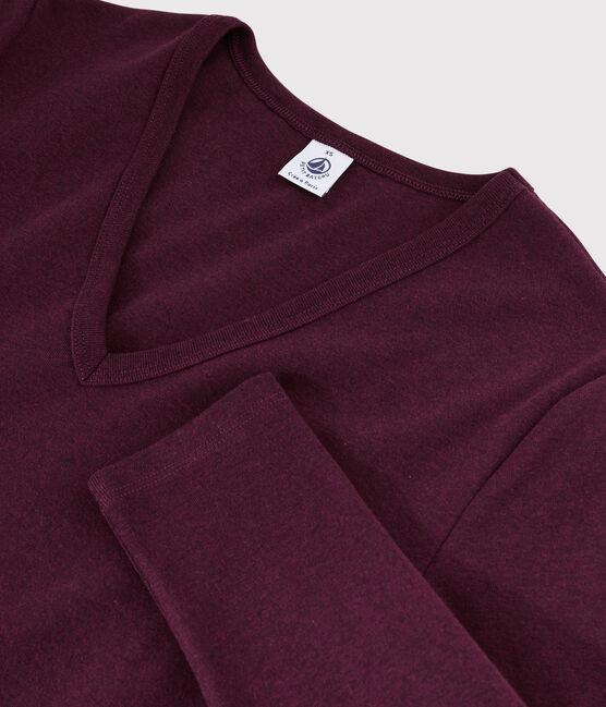 Women's iconic V-neck T-shirt ALIVE