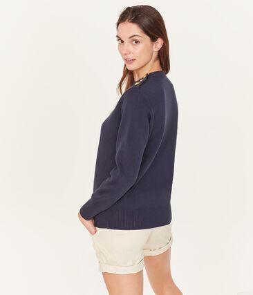 Women's breton jumper
