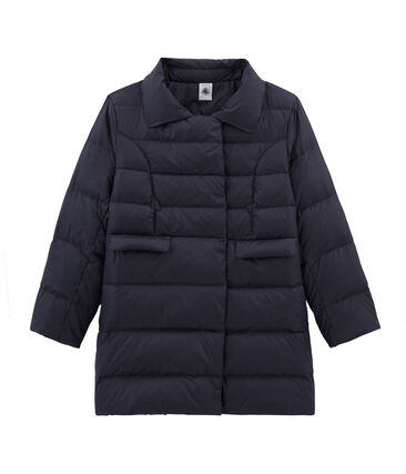 Girls' Feather and Down Coat