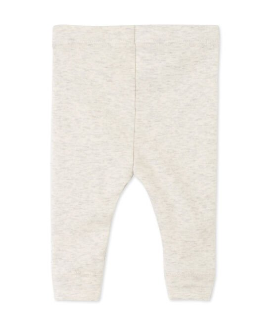 Baby girls' leggings Montelimar Chine grey