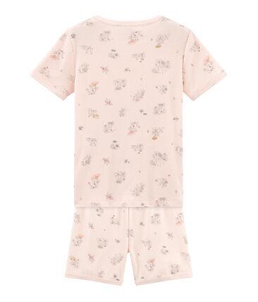 Girls' Snugfit short Pyjamas