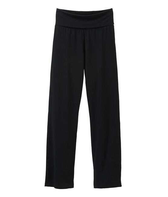 Women's Yoga Trousers Noir black