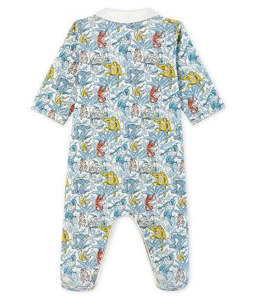 Baby Boys' Cotton Sleepsuit