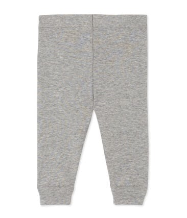 Baby girls' leggings Subway Chine grey