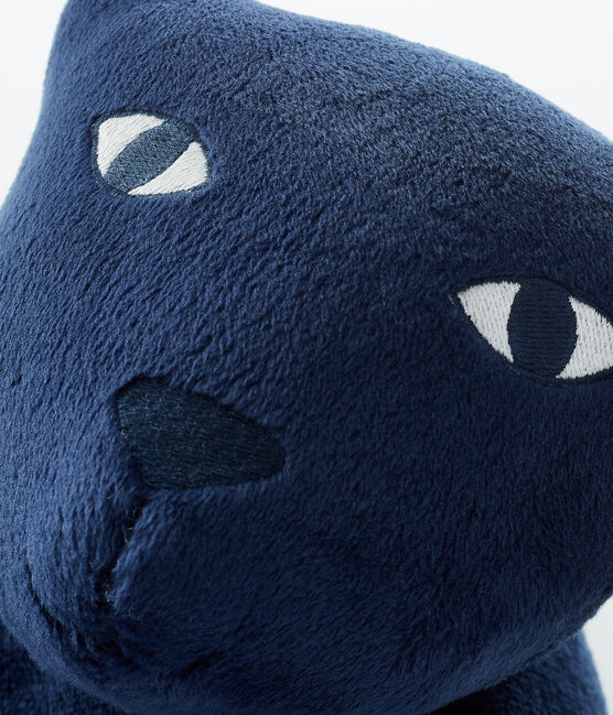 Velour Panther Cushion MEDIEVAL