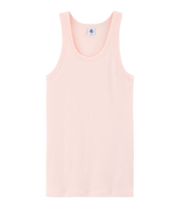 Women's iconic tank top Minois pink