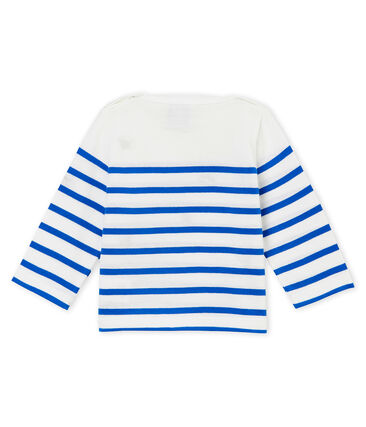 Baby girl's creative sailor top