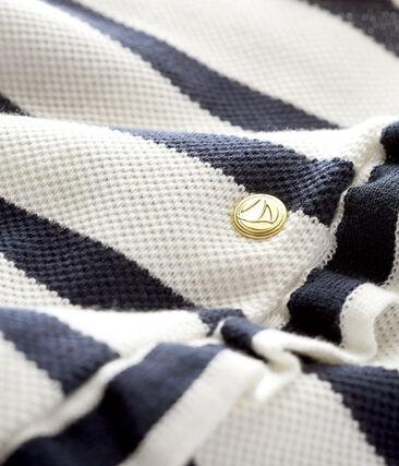 Baby girls' ml breton striped dress