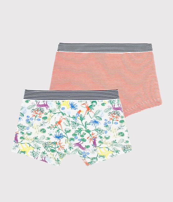 Boys' Jungle Print Boxer Shorts - 2-Pack . set