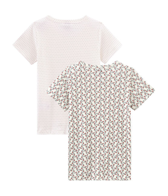 Girls' T-shirt - Set of 2 . set
