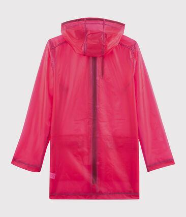 Women's Waxed Coat Geisha red
