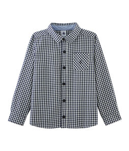 Boys' Checked Shirt